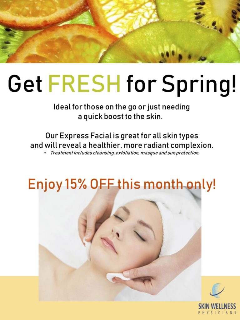Get fresh for spring