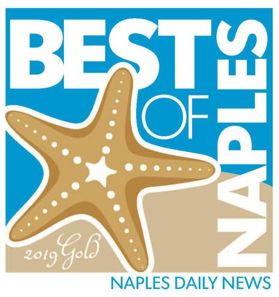 Winner of 'Best of Naples – Dermatology 2019' for the second year in a row.