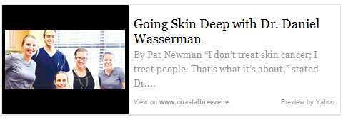 Going Skin Deep with Dr. Daniel Wasserman